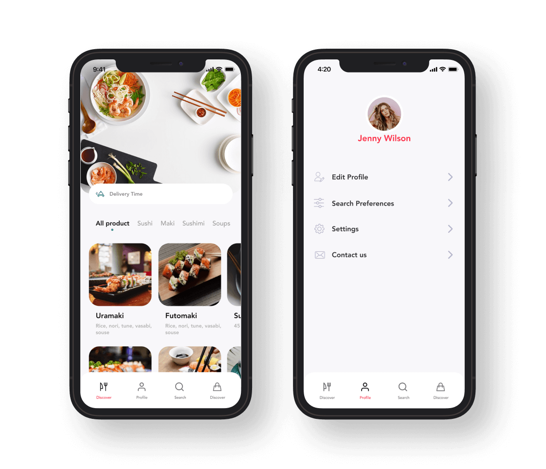 Food Ordering App For Restaurants Network