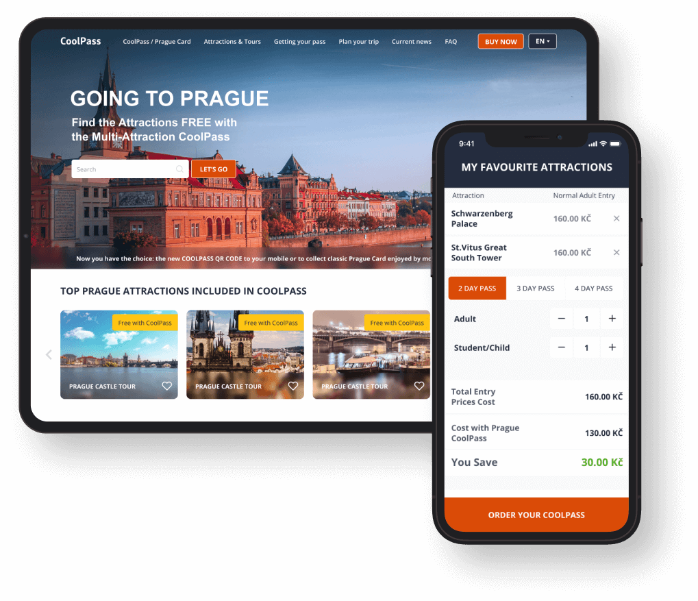 Tourist Guide Web and Mobile App